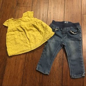 Baby Gap outfit 12/18 months